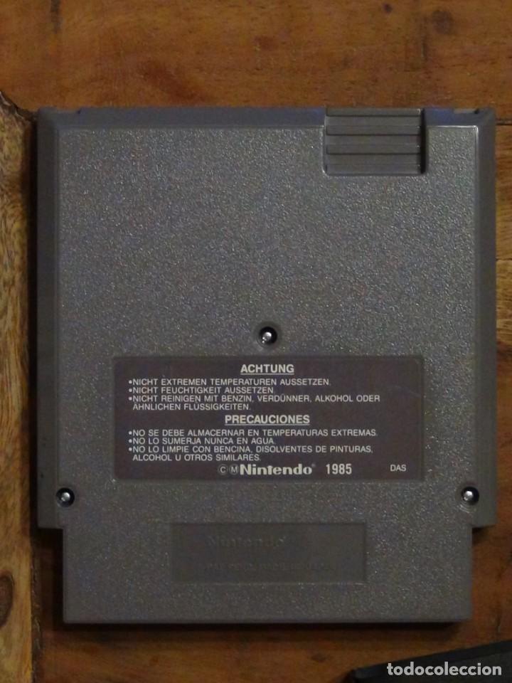 Videojuegos y Consolas: Juego Nintendo Nes SALOMON S KEY 2 NINTENDO NES PAL - Foto 4 - 244436105