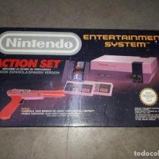 Videojuegos y Consolas: CONSOLA NINTENDO NES VERSION ESPAÑOLA. Lote 244523870
