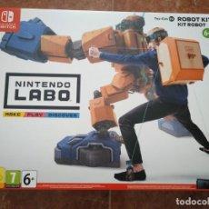 Videojuegos y Consolas: NINTENDO SWITCH. ROBOT KIT. TOY CON 02. Lote 244726800