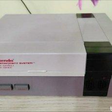 Videojuegos y Consolas: CONSOLA NINTENDO NES. Lote 240203630