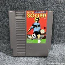 Videojuegos y Consolas: TECMO WORLD CUP SOCCER NINTENDO NES. Lote 244837715