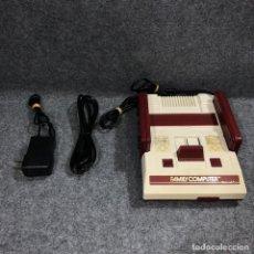 Videojuegos y Consolas: CONSOLA NINTENDO FAMICOM+RF+AC. Lote 244837725
