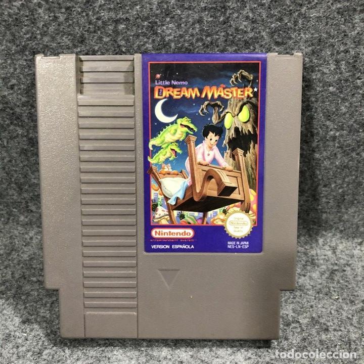 LITTLE NEMO DREAM MASTER NINTENDO NES (Juguetes - Videojuegos y Consolas - Nintendo - Nes)