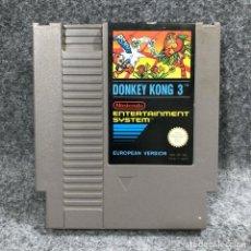 Videojuegos y Consolas: DONKEY KONG 3 NINTENDO NES. Lote 244837745