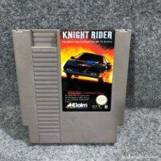 Videojuegos y Consolas: KNIGHT RIDER NINTENDO NES. Lote 244837760