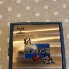 Videojuegos y Consolas: GAME WATCH NINTENDO RAIN SHOWER. Lote 244937085