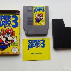 Jeux Vidéo et Consoles: SUPER MARIO BROS 3 NINTENDO NES. Lote 245349800