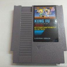 Videojuegos y Consolas: JUEGO NINTENDO NES/KUNG FU.. Lote 245547095