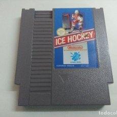 Videojuegos y Consolas: JUEGO NINTENDO NES/ICE HOCKEY.. Lote 245547295