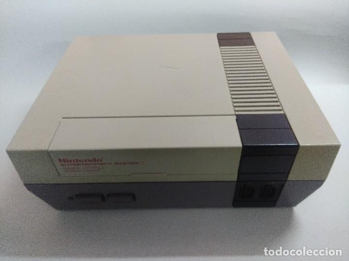 Videojuegos y Consolas: CONSOLA NINTENDO NES INCOMPLETA. - Foto 2 - 245556025