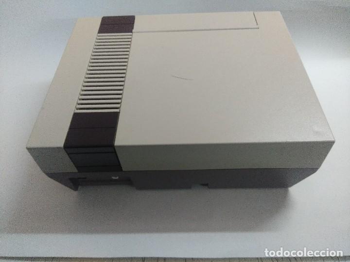 Videojuegos y Consolas: CONSOLA NINTENDO NES INCOMPLETA. - Foto 4 - 245556025