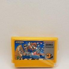 Videojuegos y Consolas: SUPER MARIO BROS 3 NES FAMICOM NTSC-J. Lote 245596180