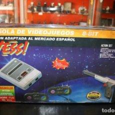 Videojuegos y Consolas: YESS PREMIUM SP-72AP CLÓN NES. Lote 245784495