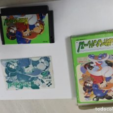 Videojuegos y Consolas: GANBARE PENNANT RACE NINTENDO NES FAMICOM SIN INSERT JAPAN ORIGINAL 100% KONAMI. Lote 246025090
