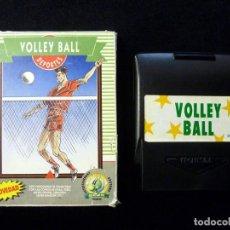 Videojuegos y Consolas: VOLLEY BALL. GLUK. JUEGO CON CAJA PARA NINTENDO NES, NASA, YESS, MICRO GENIUS, CREATION, SILVER SHAD. Lote 246093905
