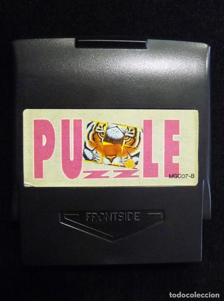 Videojuegos y Consolas: PUZZLE. GLUK. JUEGO CON CAJA PARA NINTENDO NES, NASA, YESS, MICRO GENIUS, CREATION, SILVER SHADOW... - Foto 5 - 246094330