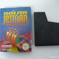 Videojuegos y Consolas: SOLAR JETMAN - NINTENDO NES - SOLO CAJA. Lote 246132095
