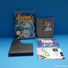 Videojuegos y Consolas: JUEGO PARA NINTENDO NES. FESTERS QUEST , FESTER'S QUEST. COMPLETO.. Lote 247442300