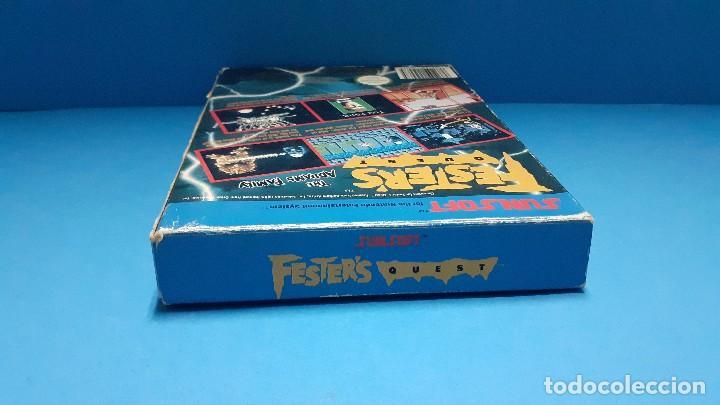 Videojuegos y Consolas: juego para nintendo nes. Festers quest , Festers Quest. Completo. - Foto 17 - 247442300