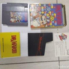 Videojuegos y Consolas: DR MARIO NINTENDO NES PAL-ESPAÑA COMPLETO ORIGINAL 100%. Lote 247647825