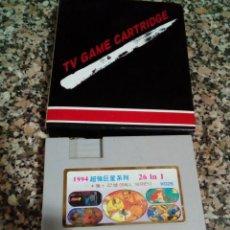 Videojuegos y Consolas: JUEGO PARA NINTENDO TV GAME CARTRIDGE ,26 JUEGOS EN 1 CARTUCHO. Lote 249195005