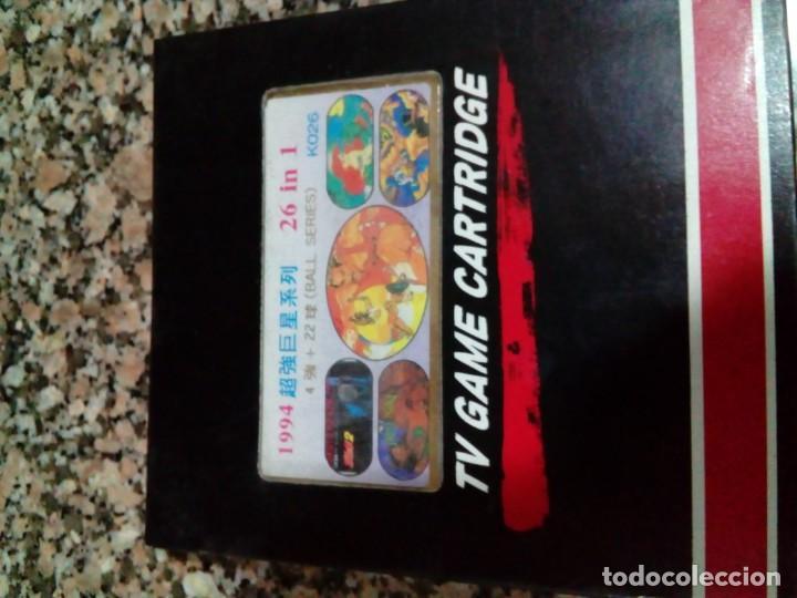 Videojuegos y Consolas: juego para nintendo TV GAME CARTRIDGE ,26 juegos en 1 cartucho - Foto 4 - 249195005