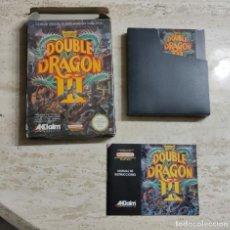 Videojuegos y Consolas: DOUBLE DRAGON 3 III - NINTENDO NES PAL ESPAÑA COMPLETO - ENVIO GRATIS. Lote 251549570