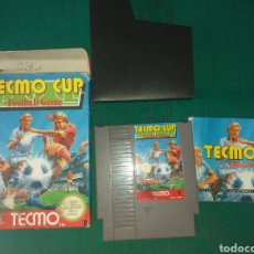 Jeux Vidéo et Consoles: JUEGO NINTENDO NES TECMO CUP FOOTBALL GAME. Lote 252482965