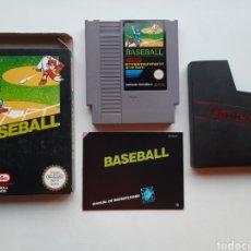 Videojuegos y Consolas: BASEBALL COMPLETO NINTENDO NES. Lote 252541960