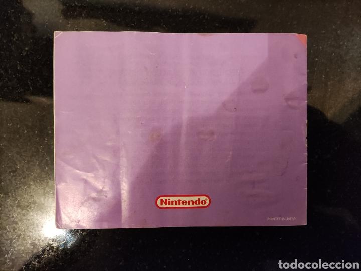 Videojuegos y Consolas: Manual de instrucciones Tetris nes - Foto 2 - 253106485
