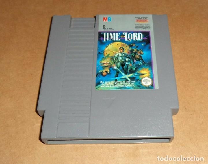 TIME LORD PARA NINTENDO NES, PAL (Juguetes - Videojuegos y Consolas - Nintendo - Nes)