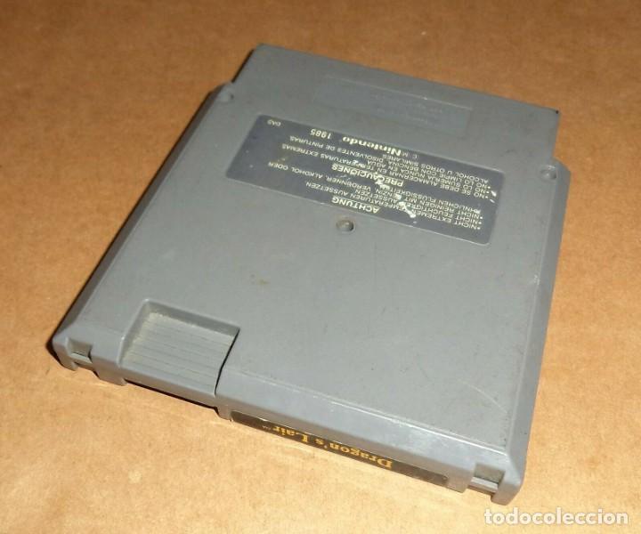 Videojuegos y Consolas: Dragons Lair para Nintendo NES, Pal - Foto 2 - 253161190