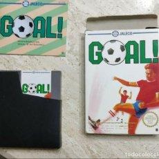 Videojuegos y Consolas: GOAL - NINTENDO NES - COMPLETO - ENVIO GRATIS - BUENA CONDICION. Lote 253199965