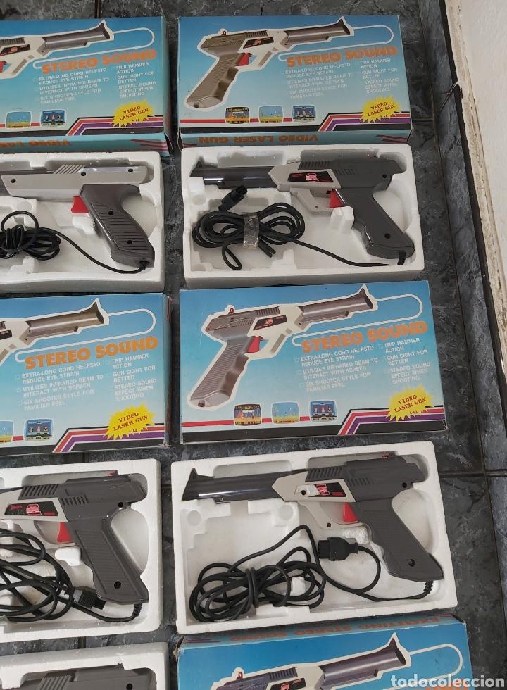 Videojuegos y Consolas: Lote 5 pistolas clonicas nintendo nes en caja - Foto 2 - 254628355