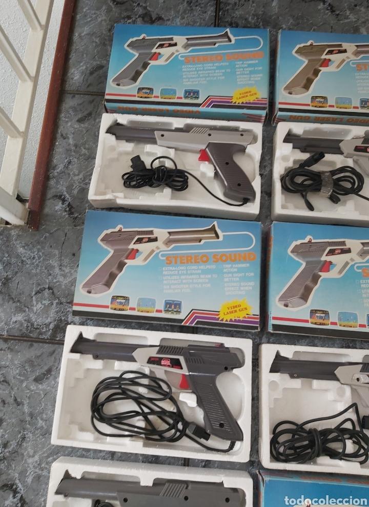 Videojuegos y Consolas: Lote 5 pistolas clonicas nintendo nes en caja - Foto 3 - 254628355