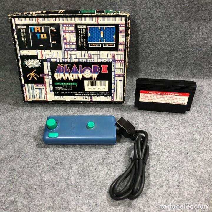 Videojuegos y Consolas: ARKANOID II+CONTROLLER NINTENDO FAMICOM NES - Foto 2 - 254639995