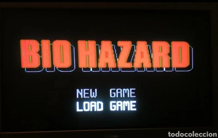 Videojuegos y Consolas: BIO HAZARD RESIDENT EVIL NINTENDO NES PAL - CLON - Foto 2 - 255326675