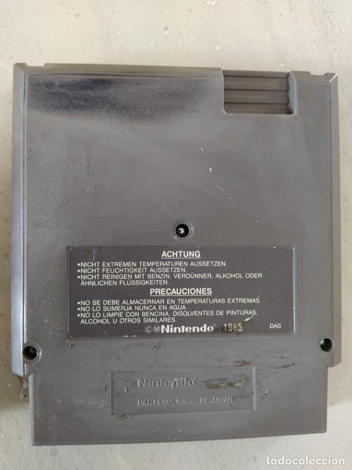 Videojuegos y Consolas: BLUE SHADOW NINTENDO NES PAL-B FRG - Foto 3 - 255558145