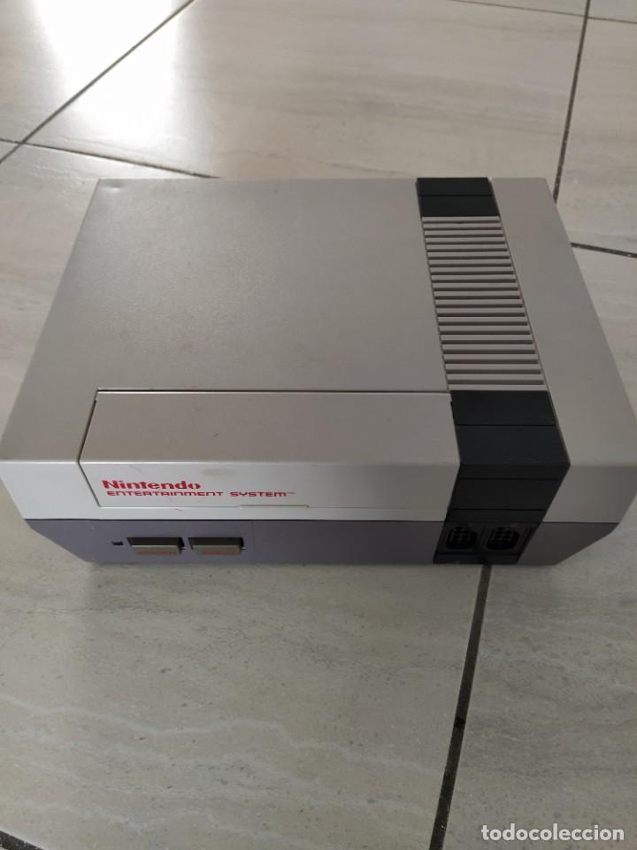 NINTENDO NES MODELO CON SALIDA RGB (Juguetes - Videojuegos y Consolas - Nintendo - Nes)