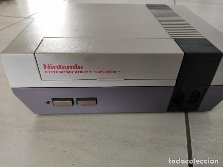 Videojuegos y Consolas: NINTENDO NES MODELO CON SALIDA RGB - Foto 2 - 255558905
