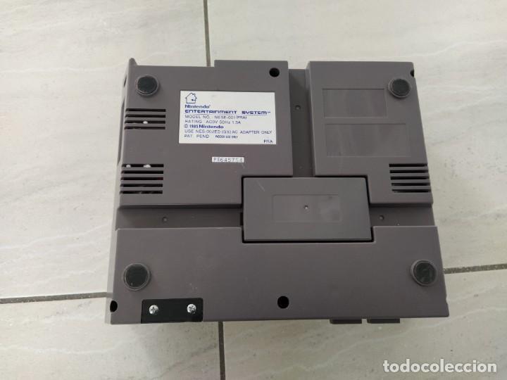 Videojuegos y Consolas: NINTENDO NES MODELO CON SALIDA RGB - Foto 3 - 255558905