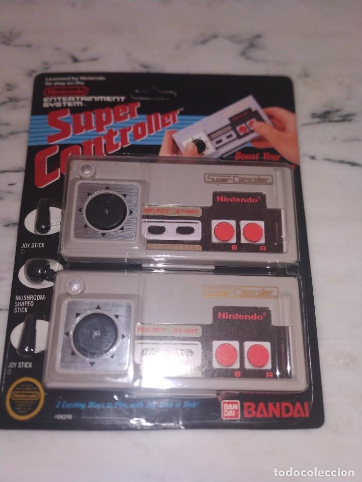 SUPER CONTROLLER OFICIAL NINTENDO NES NUEVO PRECINTADO (Juguetes - Videojuegos y Consolas - Nintendo - Nes)