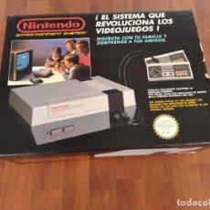 Videojuegos y Consolas: CONSOLA NINTENDO NES CON CAJA. Lote 257174270