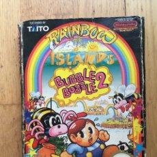 Videogiochi e Consoli: BUBBLE BOBLE 2. VIDEOJUEGO NINTENDO NES. Lote 258137740