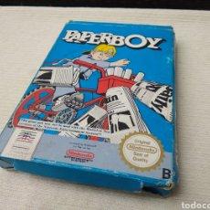 Videogiochi e Consoli: PAPERBOY COMPLETO NINTENDO NES NESE NESS. Lote 260681385