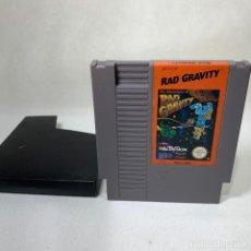 Videojuegos y Consolas: VIDEOJUEGO NINTENDO NES - THE ADVENTURES OF RAD GRAVITY - ACTIVISION - ESP. Lote 260726805
