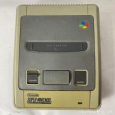 Videojuegos y Consolas: SUPER NINTENDO ENTERTAINMENT SYSTEM CONSOLE BY GENERIC 1991. Lote 261359995