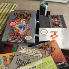 Videojuegos y Consolas: NINTENDO NES CASTLEVANIA 1-2-3. Lote 261898700