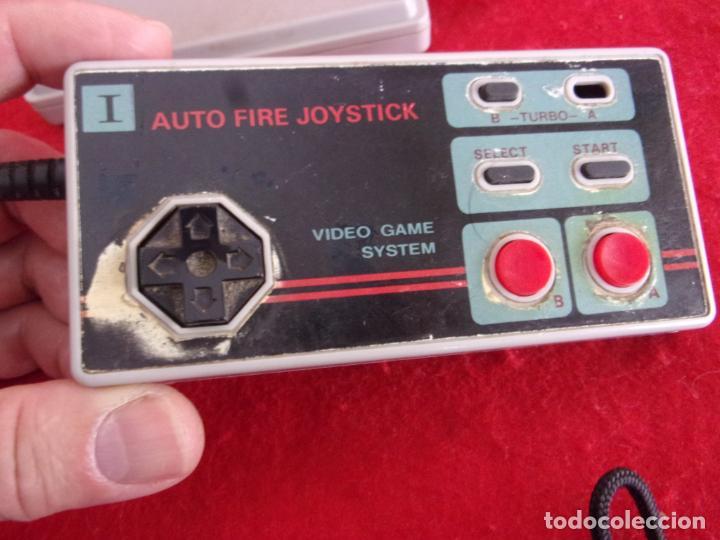 Videojuegos y Consolas: 2 mandos consola nintendo nes,MAS 1 ENTERO CON CABLE - Foto 2 - 262045215