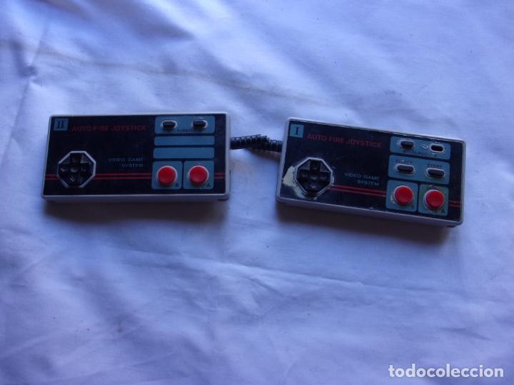 Videojuegos y Consolas: 2 mandos consola nintendo nes,MAS 1 ENTERO CON CABLE - Foto 5 - 262045215